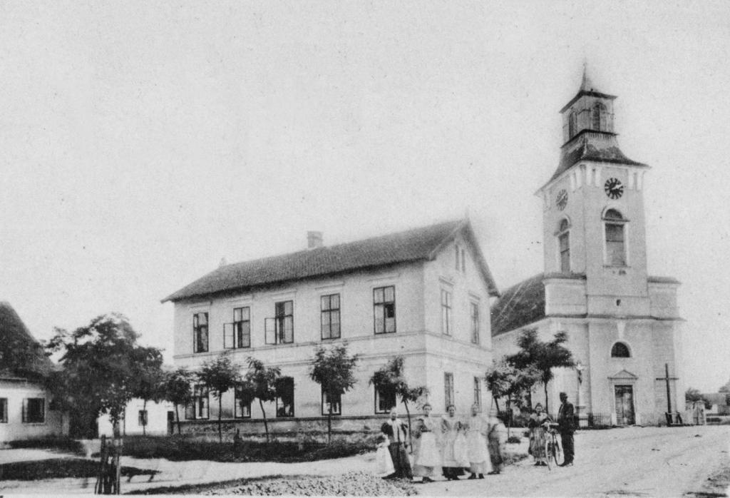 Obec Cvrčovice