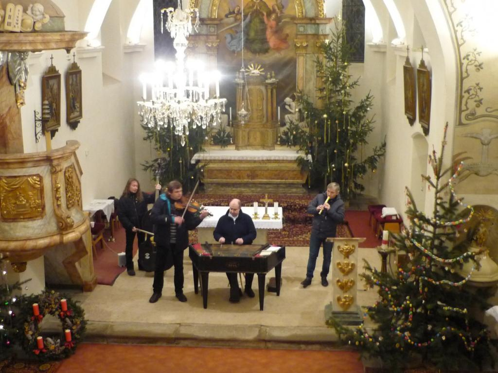 Vánoční koncert (29.12.2016)