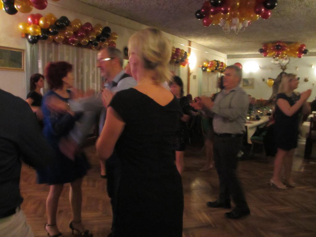 Obecní ples leden 2018