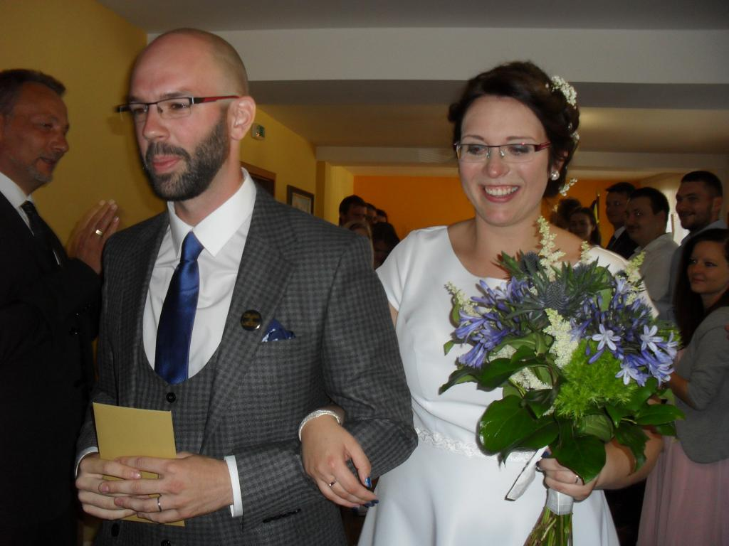 Svatba červen 2018
